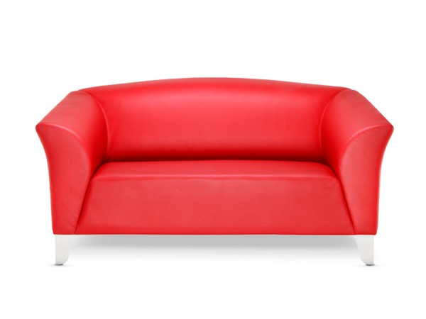 Status 2-seater sofa front